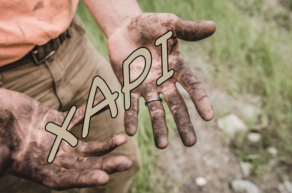 getting your hands dirty with xapi